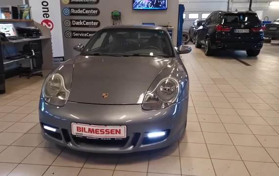 Porsche 911 Carrera 4 3,4 Coupé