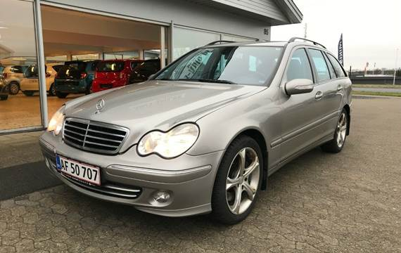 Mercedes C320 3,0 CDi Avantgarde stc. aut.