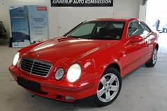 Mercedes CLK230 2,3 Komp. Avantgarde aut.