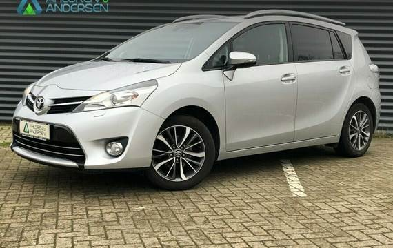 Toyota Verso 1,8 VVT-i T2 Premium 7prs