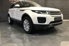 Land Rover Range Rover evoque 2,0 TD4 150 Pure aut.