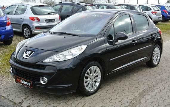 Peugeot 207 1,6