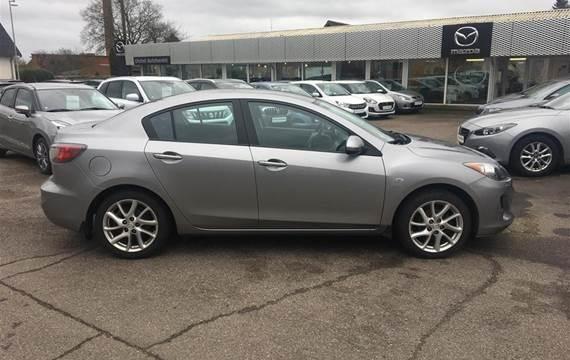 Mazda 3 1,6 Premium