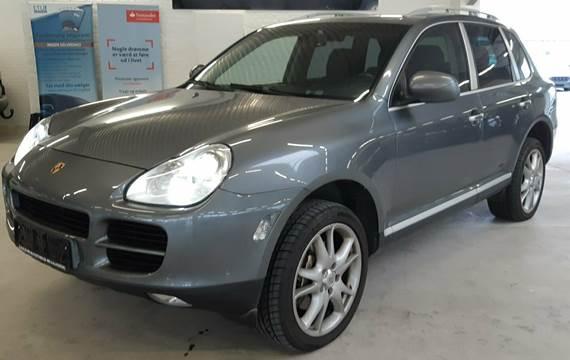 Porsche Cayenne S 4,5 Tiptr.
