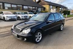Mercedes C220 2,2 CDi Avantgarde stc. aut.