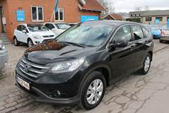 Honda CR-V 1,6 i-DTEC Black Edition