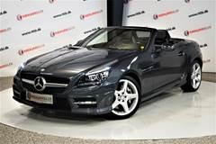 Mercedes SLK200 1,8 aut. BE
