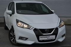 Nissan Micra 1,0 IG-T 100 N-Connecta