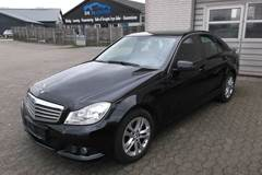 Mercedes C180 2,2 CDi aut. BE
