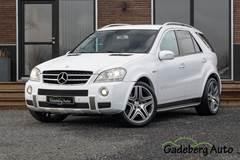 Mercedes ML63 6,3 AMG aut. 4-M Van