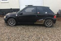 Peugeot 106 1,6 GTi