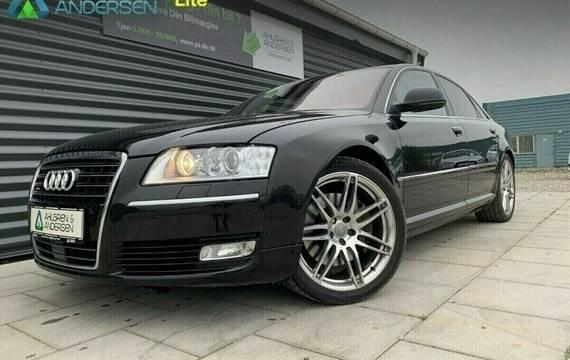 Audi A8 4,2 TDi 326 quattro Tiptr.