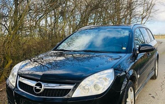 Opel Vectra 1,9 CDTi Sport Act.Sel Wagon