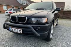 BMW X5 3,0 D Steptr.