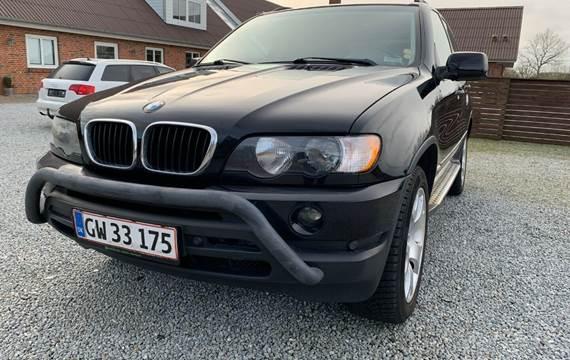 BMW X5 3,0 D Steptr.