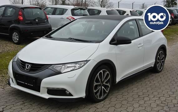 Honda Civic 1,8 i-VTEC Sport