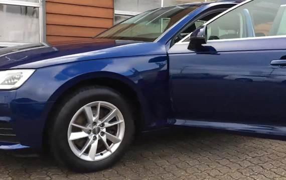 Audi A4 1,4 TFSi 150 Avant