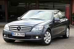 Mercedes C200 2,2 CDi aut. BE