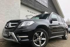 Mercedes GLK200 2,2 CDi BE Van