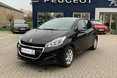 Peugeot 208 1,2 VTi 82 More+