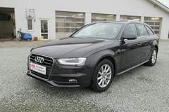 Audi A4 1,8 TFSi 170 S-line Avant