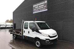Iveco Daily 2,3 35S15 4100mm  D  DobKab 6g