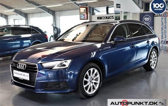 Audi A4 2,0 TDi 190 Avant quattro S-tr.
