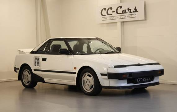 Toyota MR2 1,6 GT