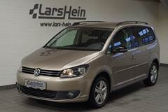 VW Touran 2,0 TDi 140 Match DSG BMT 7prs