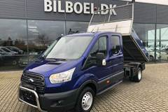 Ford Transit 470 L4 Chassis 2,0 TDCi 170 Trend Db.Cab Tiplad