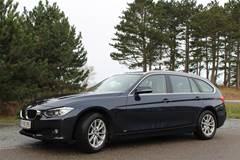 BMW 320d 2,0 Touring  D  Stc 6g