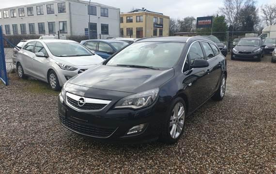 Opel Astra 1,6 T 180 Sport ST