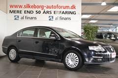 VW Passat 1,9 TDi 105 Comfortline