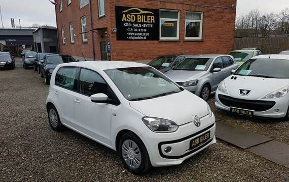 VW UP! 1,0 60 Club Up! BMT