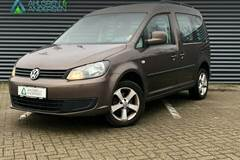 VW Caddy 1,6 TDi 102 Trendline BMT