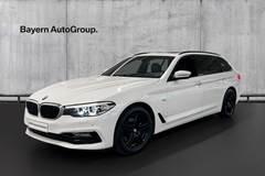 BMW 520d 2,0 Sport Line aut.