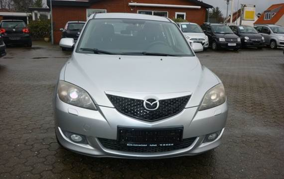 Mazda 3 1,6 Touring+ aut.