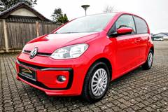 VW UP! 1,0 MPi 60 Double Up! ASG BMT