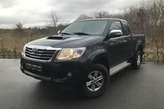 Toyota HiLux 2,5 D-4D 144 Ex.Cab 4x4 T3