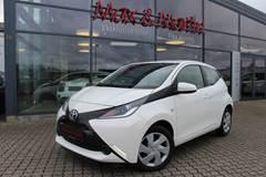 Toyota Aygo 1,0 VVT-i x