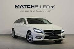 Mercedes CLS350 3,5 SB aut. BE Van