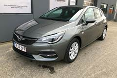 Opel Astra 1,5 D 105 Edition+