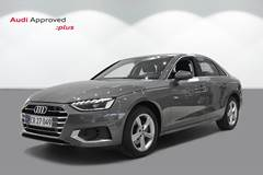 Audi A4 TDi Advanced+ S-tr.
