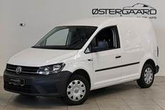 VW Caddy 1,6 TDi 75 Van
