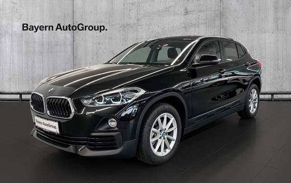 BMW X2 2,0 sDrive18d Advantage aut.