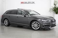 Audi A4 2,0 TDi 190 S-line Avant quat S-tr