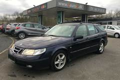 Saab 9-5 3,0 TiD V6 Vector Estate