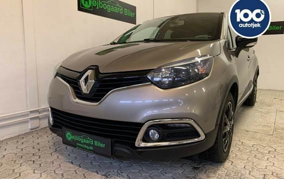 Renault Captur 0,9 TCe 90 Dynamique