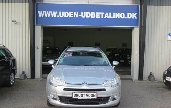 Citroën C5 16V Dynamique Tourer