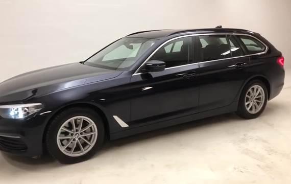 BMW 530d 3,0 Touring aut. Van